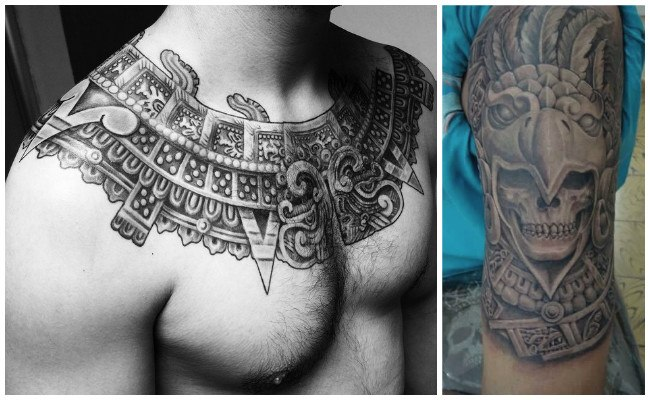 Tattoo Mexicanos Disenos