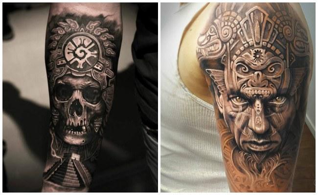 Tatuajes Aztecas El Poder Ancestral De Una Civilización