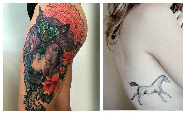 Tatuajes De Caballos Las Mejores Ideas Y Fotos Para Tu Tattoo