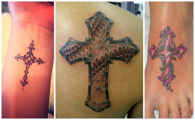 Tatuajes De Cruces Cristianas Y Paganas Diseños Y Significados