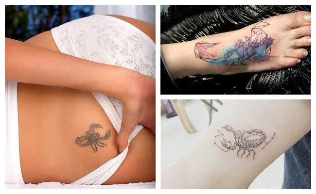 Tatuajes De Escorpiones Y Alacranes Que Picarán Tu Curiosidad