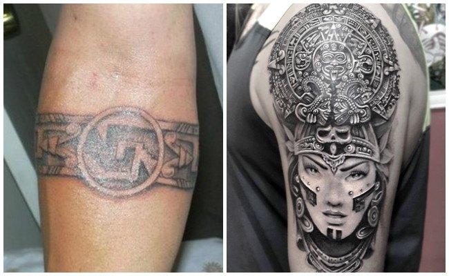 Tatuajes De Dioses Aztecas Y Mayas Fondos De Pantalla