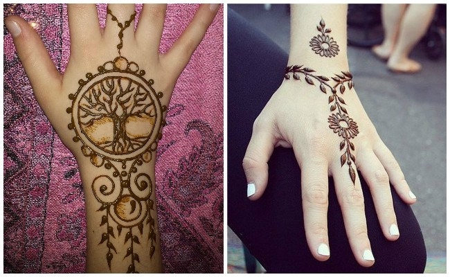Los Tatuajes De Henna Consecuencias Duración Y Cómo Se Hacen