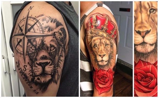 Que Significa Tatuaje De Leon Con Corona Sfb