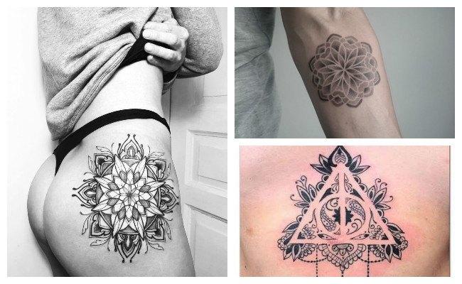 Tatuajes De Mandalas Historia Significado Y Tipos De Mandalas Para
