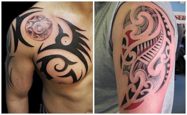 Los Mejores Diseños De Tatuajes De Tribales Que Has Visto