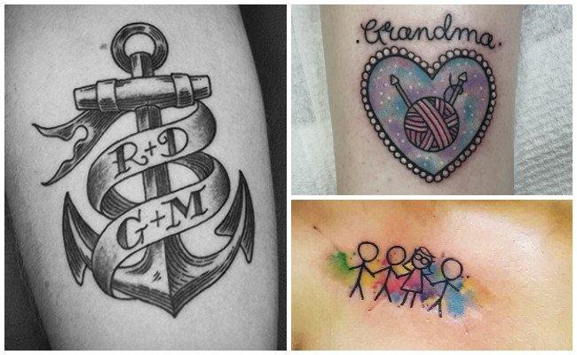 Tatuajes Para Mujeres Con Significado De Familia