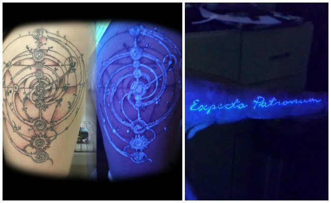 Los Tatuajes Fluorescentes Y Los Tatuajes Blancos Mitos Y Verdades