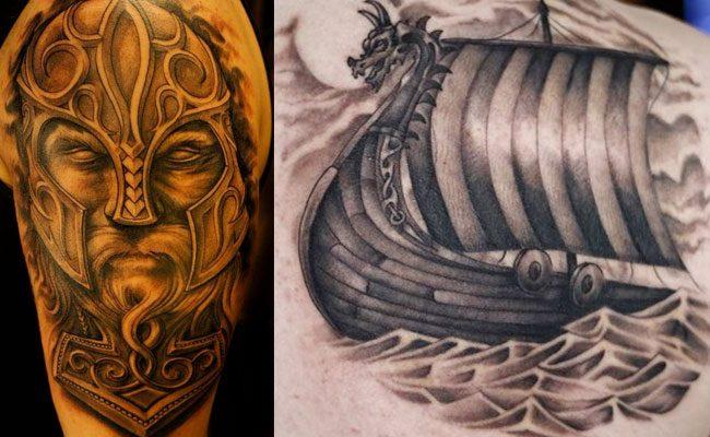 Tatuajes Vikingos Significado De Los Tatuajes Nórdicos