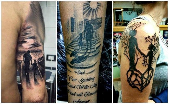 Tatuajes De Familia Para Mujeres En El Brazo