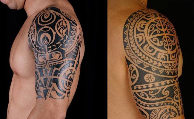 Tatuajes Maoríes Y Polinesiosdiseños Y Significados