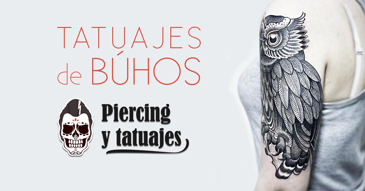 Tatuajes De Familia De 3 Buhos