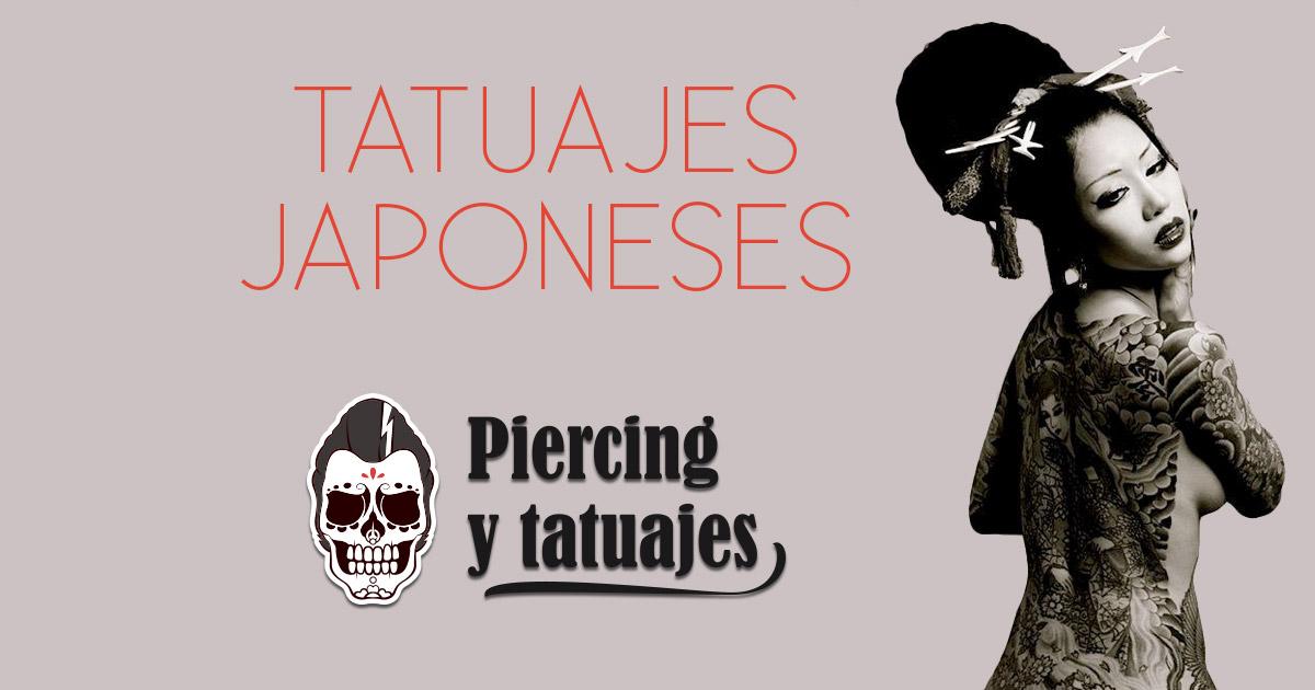 Tatuajes Japoneses Diseños Y Significado Del Tattoo Oriental