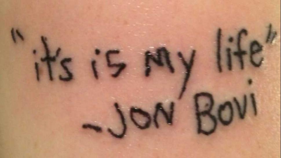 Las Más Divertidas Faltas De Ortografía Con Las Que Fastidiar Un Tatuaje