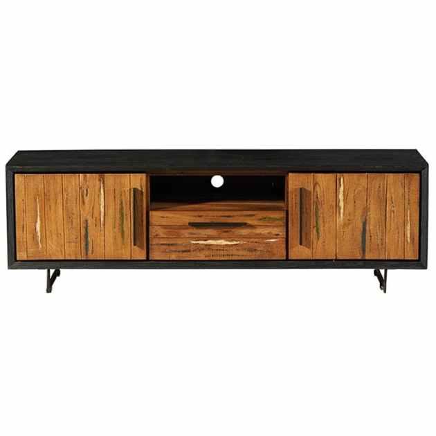 meuble tv bois recycle de bateau phoenix