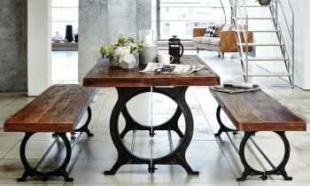 tables a manger vintage scandinaves