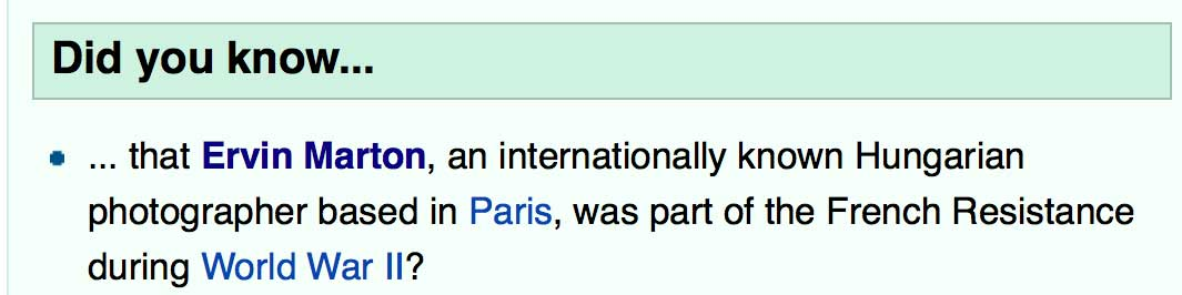 WikipediaErvinMartonFeature