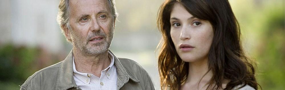 Fabrice Luchini & Gemma Artreton