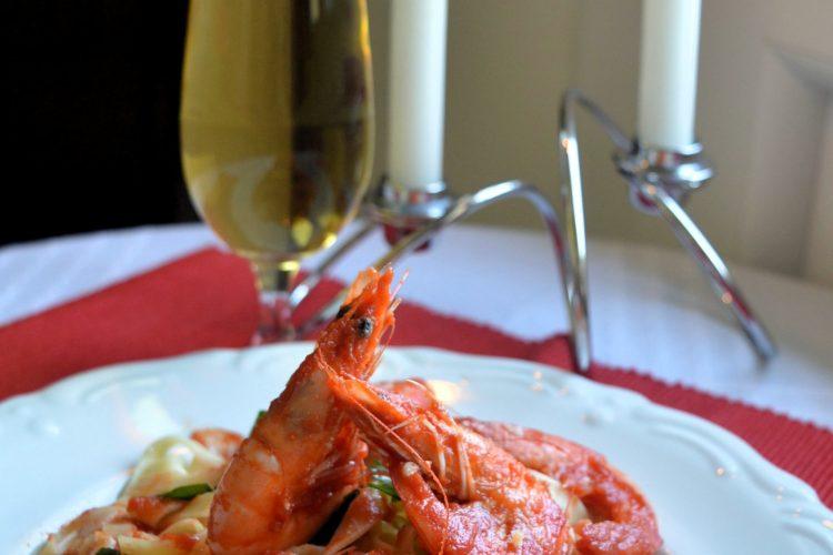 occasion, menu, st valentin,