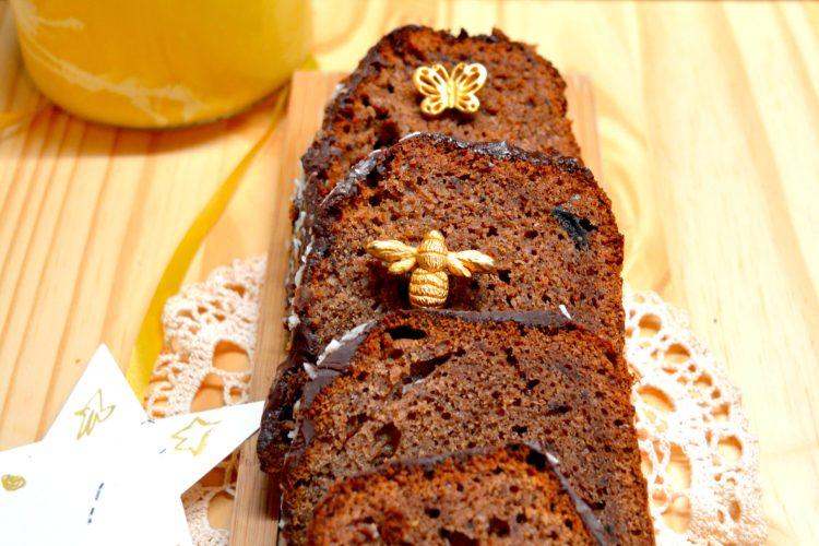 pain d'épices, miel, noel, gâteau