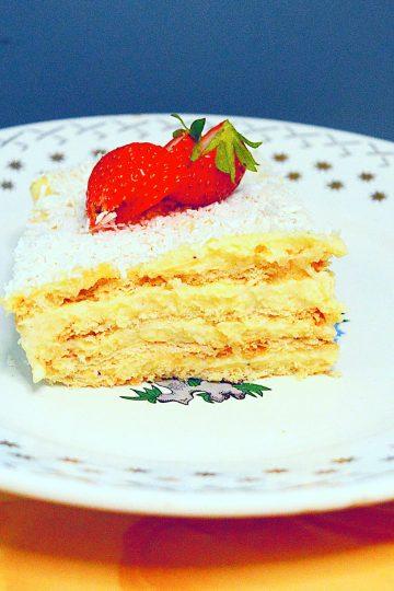 gâteau, gâteau aux noix de coco, raffaello