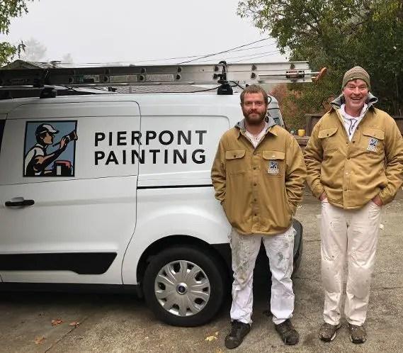 Pierpont Painting Crew Members