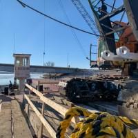 Crane on barge close_2.19.21