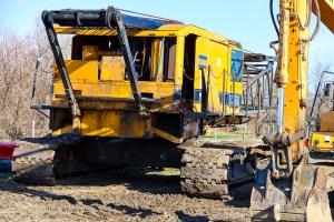 Crane 4 being assembled_4.29.21