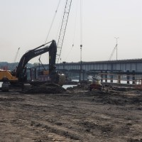 Excavation work on Fort Pierre side_8.3.21