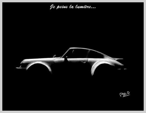 Tableau de Porsche