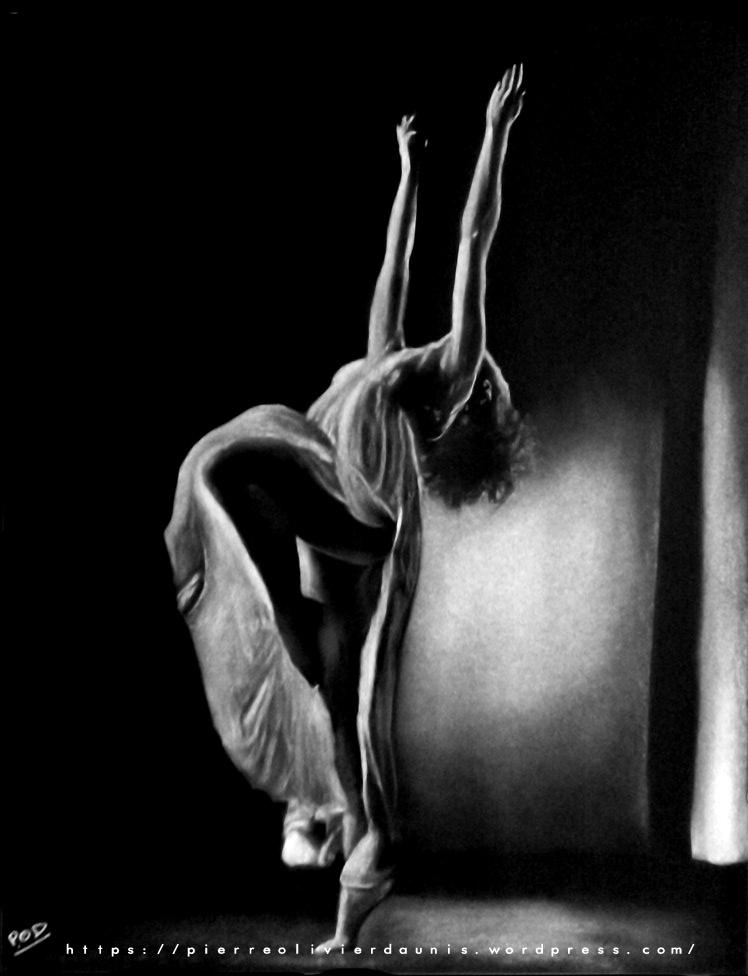 danse moderne tableau