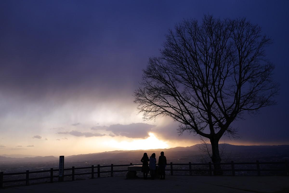 奈良 若草山