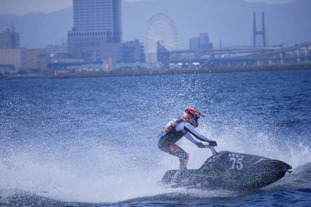 大阪 二色浜
