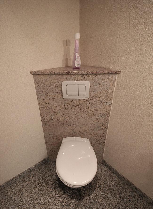 wc suspendus en granit 1014  Pierre Granit Andr DEMANGE