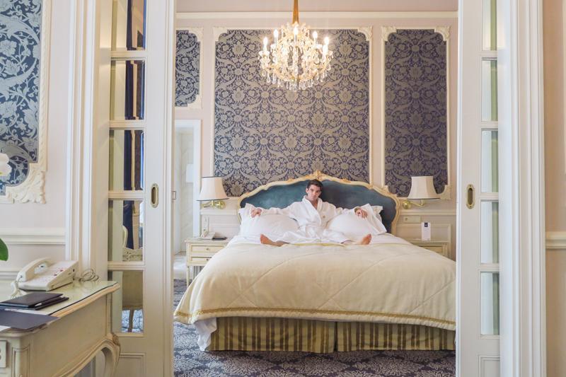 Hotel Imperial Review Vienna Austria Pierreblake