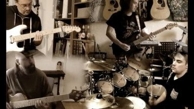 Iron Maiden – The Loneliness Of The Long Distance Runner full cover collaboration