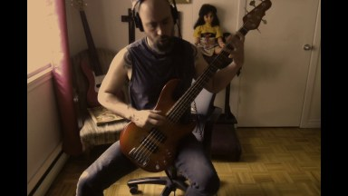 Dream Theater – Honor Thy Father Bass cover (G&L l2500)