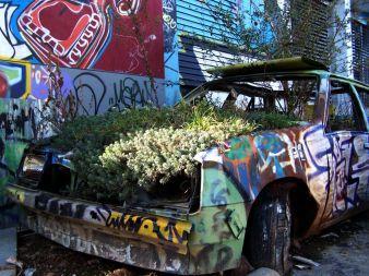 GREEN CAR - Ref.F05