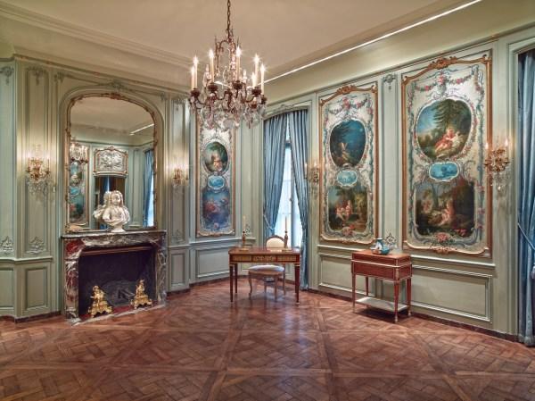 Boucher Room Frick Museum In York