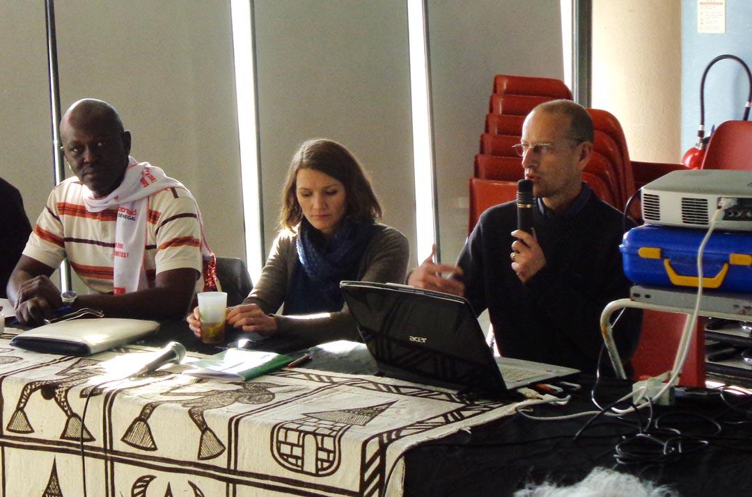Conférence pour Peuples Solidaires dans les Monts du Lyonnais
