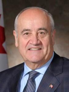 Hon Julian Fantino