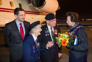 Photo Release - Pierre Poilievre - Audrey Renton - Allan Haan - Princess Anne - Nov 2014