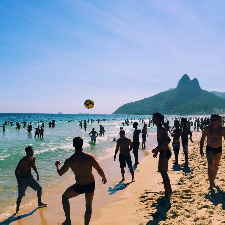 IPANEMA BEACH - Rio de Janeiro - Brésil
