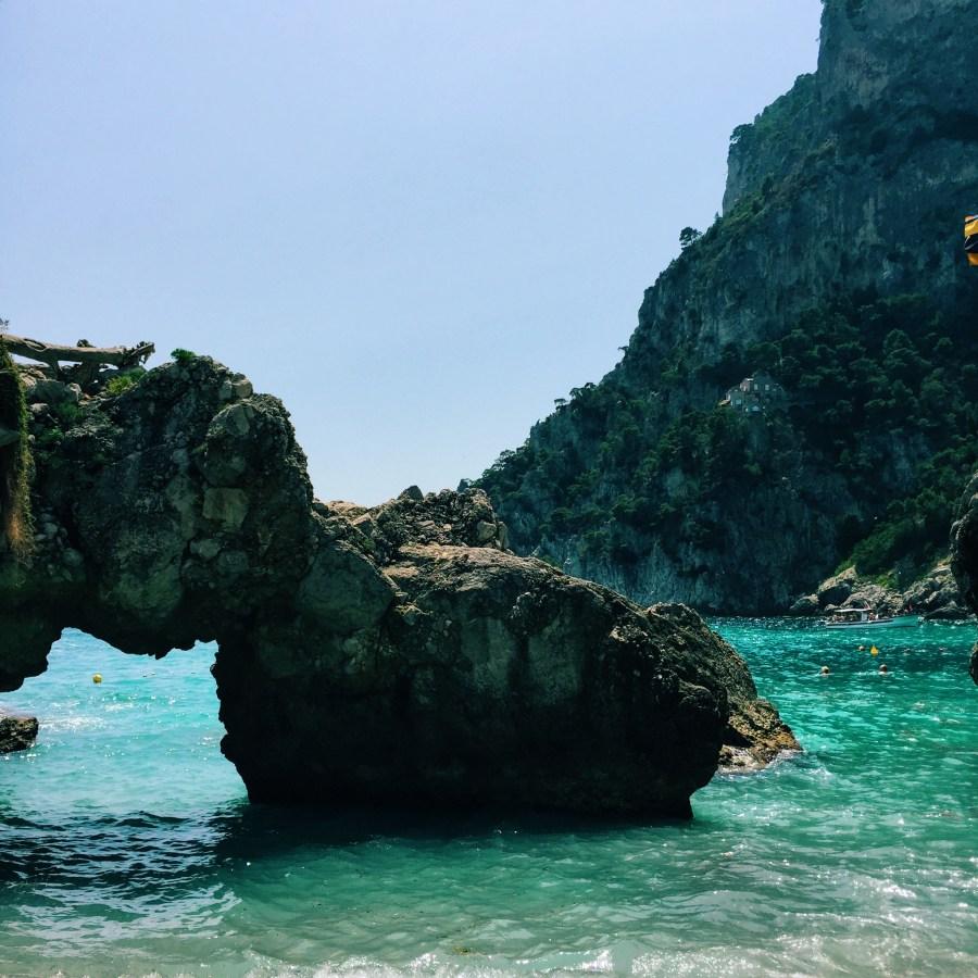 MARINA PICCOLA - Capri - Italie