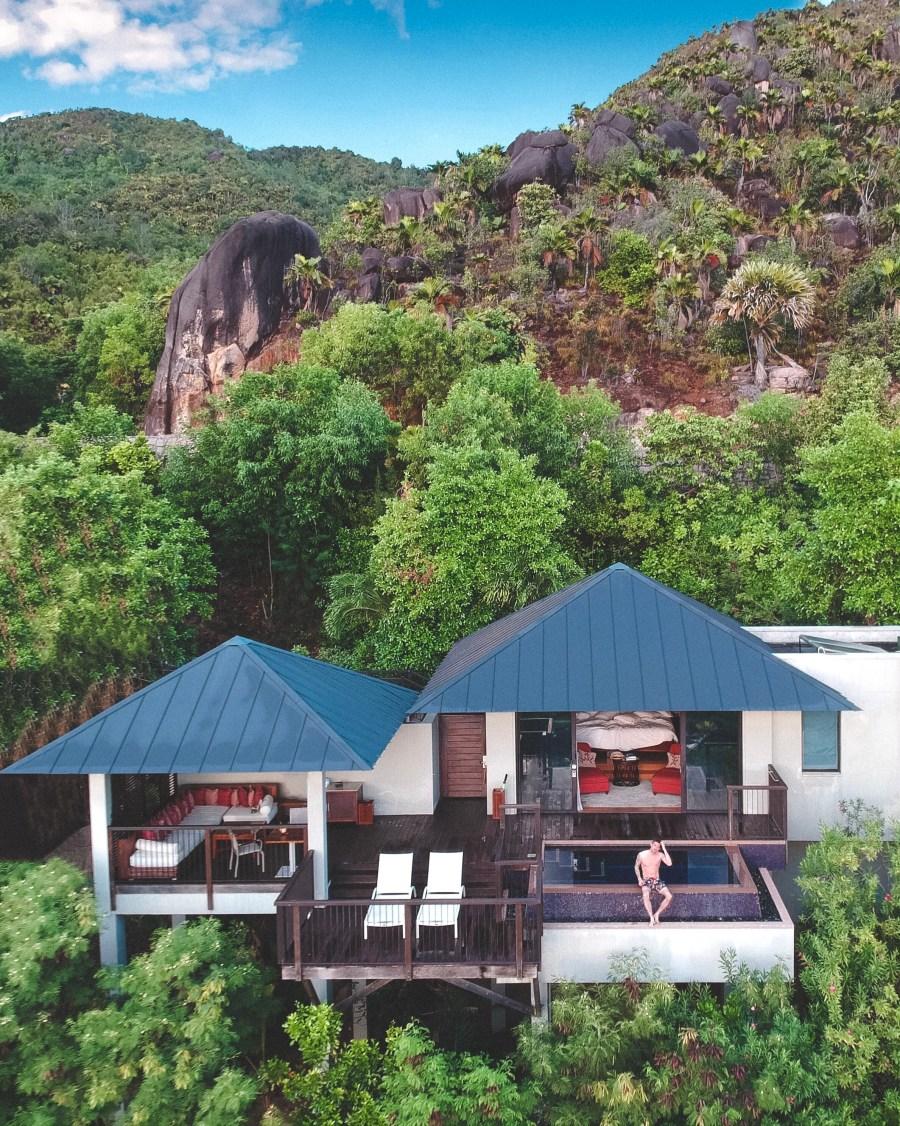 Villa Raffles Seychelles