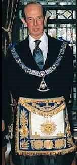 Duque de Kent, Gran Maestro masón UGLE