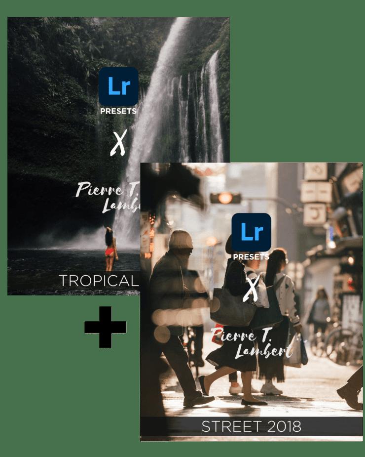 lightroom street photography presets pack pierre t lambert