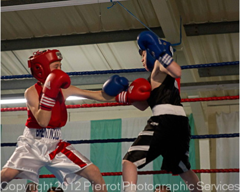 North Walsham boxing event
