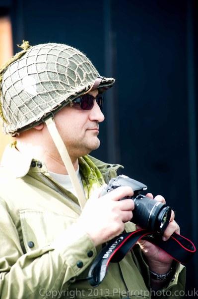 GI with camera - modern times!