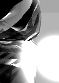 Memories of a Brutal Past 04 - abstract digital art by Piers Bishop